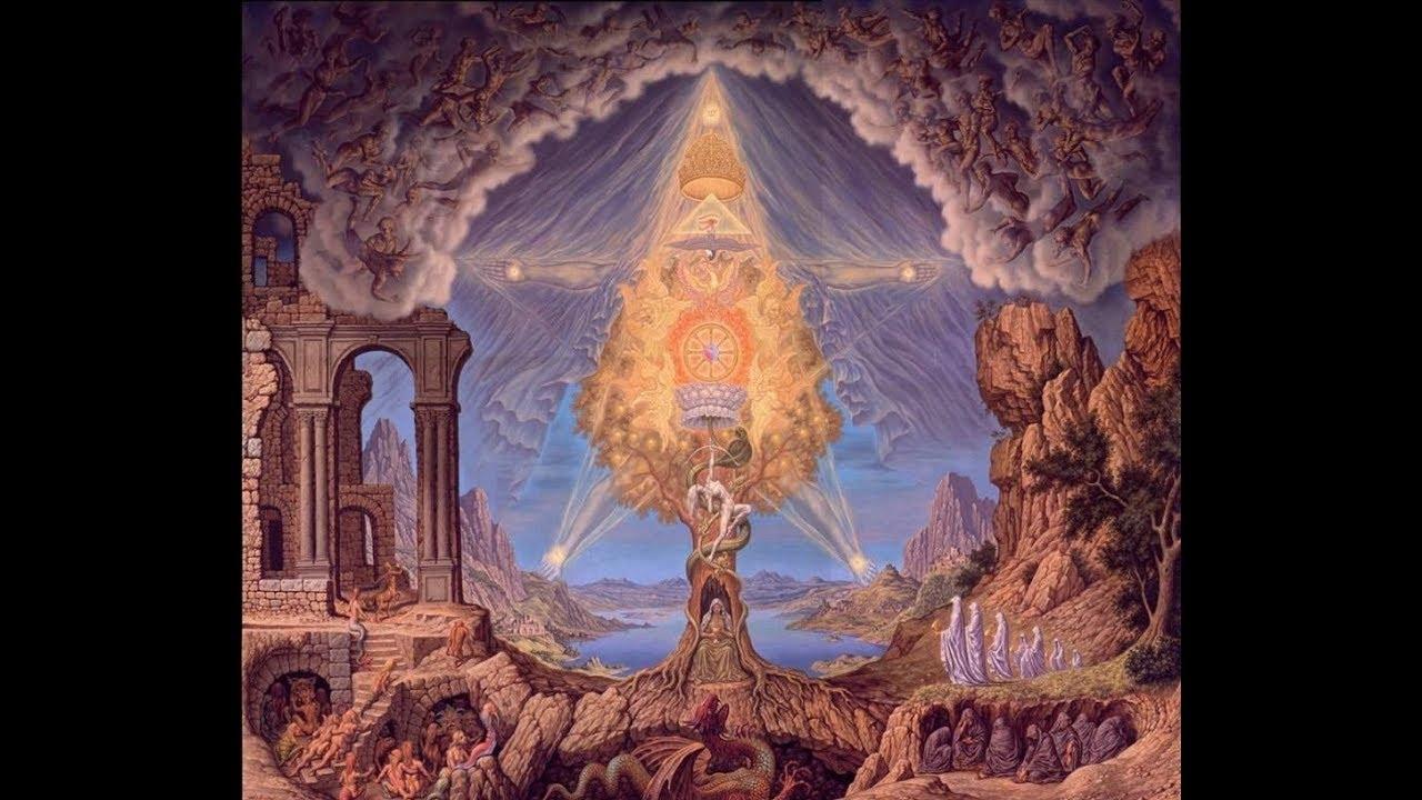 MAGIA, Alquimia y UTOPÍA. ¿Venimos a ser purificados?