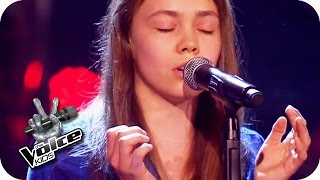 Repeat youtube video Fall Out Boy - Sugar We're Going Down (Lara) | The Voice Kids 2016 | Blind Auditions | SAT.1