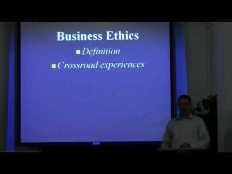 Business Ethics Presentation