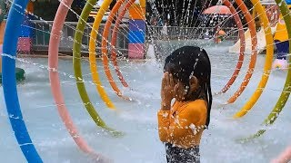 DreamWorld Waterpark in Bangkok Thailand - Donna The Explorer