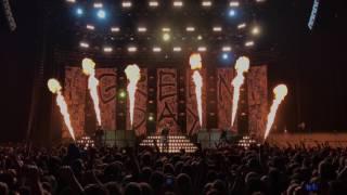 Green Day Hitchin' A Ride Live @ Tauron Arena Kraków 21.01.2017