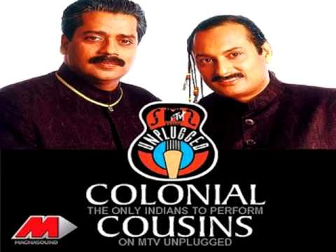 Colonial Cousins 'Live' @ MTV Unplugged [1997] - Visions