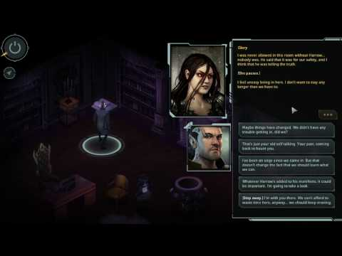 Let's Play Shadowrun: Dragonfall Director's Cut - Part 29 - Investigating the Compound |
