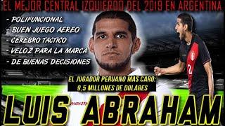 Cover images Luis ABRAHAM ► Defensive Skills y Mejores Jugadas ● Selección Peruana
