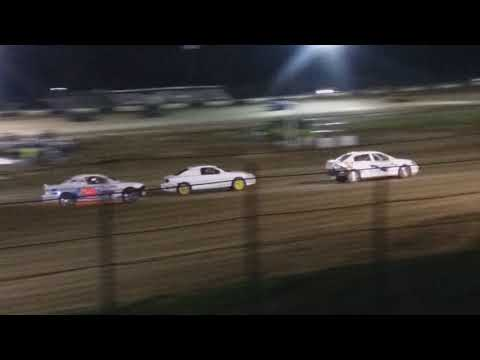 Hornet Feature Fayette County Speedway 4/17/18