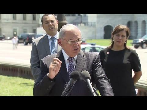 Menendez, Kaine, Cortez-Masto on Impact of GOP Healthcare Bill on Hispanics