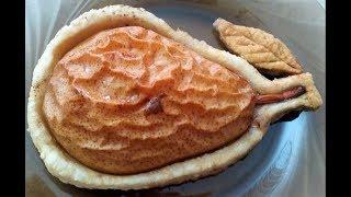 Супер Нежный Десерт из Груши и Слоенного Теста//ДЕСЕРТ достойный КОРОЛЯ// Delicate pear dessert.