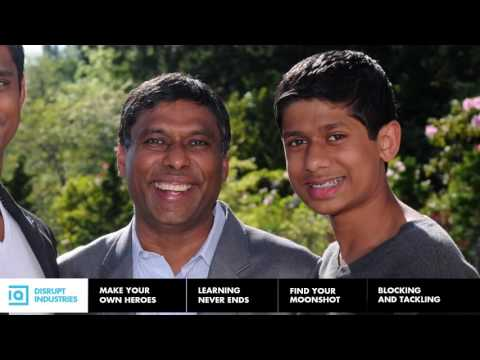 Solve Problems Not Symptoms - Naveen Jain