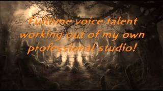 Halloween Voices Demo / Joe Pike