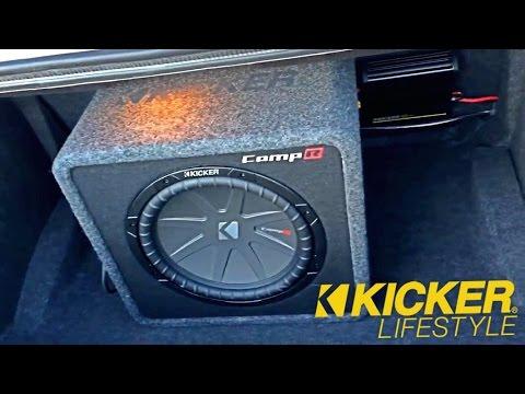 Kicker CompR 12