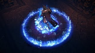Path of Exile: Harbinger Righteous Fire