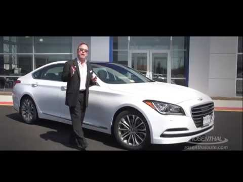 2015 Hyundai Genesis Test Drive Review