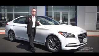 2015 Hyundai Genesis Test Drive & Review