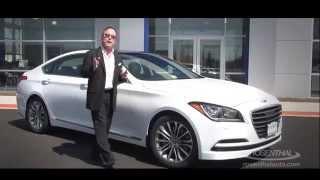 2015 Hyundai Genesis Test Drive Review