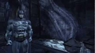 Batman: Arkham City: Penguin & Shark Trouble!