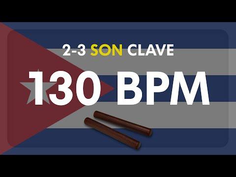 130 BPM - 2-3 Son Clave