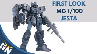 Baixar First Look: MG 1/100 Jesta
