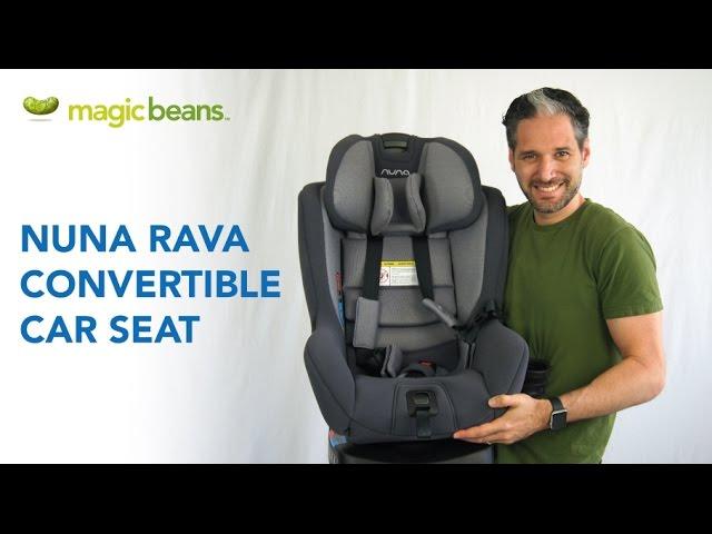 Nuna Rava Convertible Car Seat Best, Nuna Pipa Car Seat Review Magic Beans