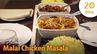 How to make a Malai Chicken Masala