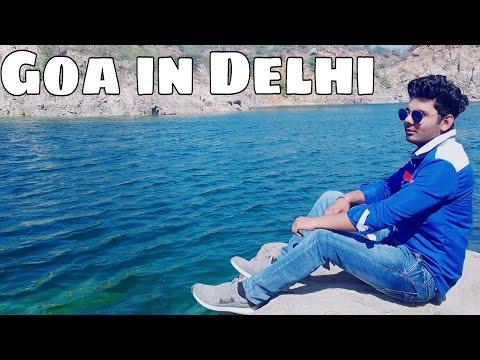 😃Goa Near Delhi?? Best Place To Hangout Near Delhi -Death Valley Lake/Fun Activities To Do in Delhi Mp3