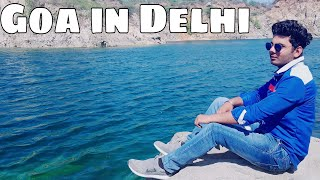 😃Goa Near Delhi?? Best Place To Hangout Near Delhi -Death Valley Lake/Fun Activities To Do in Delhi