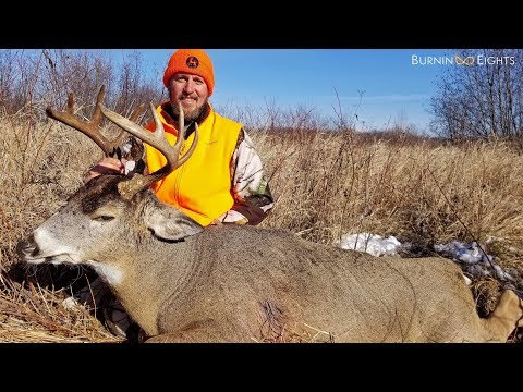 Wisconsin Gun Deer Hunt 2018 - The Chase For A Mature Public Land Buck
