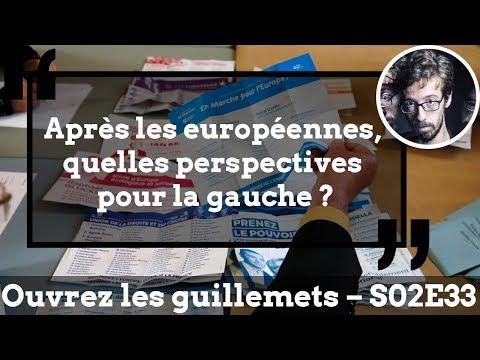 Usul. Après Les Européennes, Quelles Perspectives Pour La Gauche ?