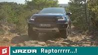Ford Ranger Raptor - prvá jazda - GARÁŽ.TV
