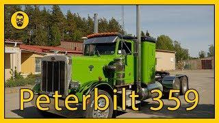 Peterbilt 359 en lastbil som sticker ut, Avsnitt 14