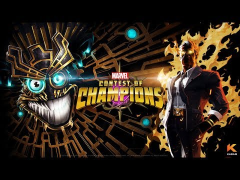 Sunspot & Warlock Special Attacks Early Preview - Marvel Contest of Champions