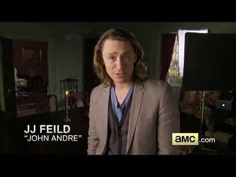 JJ Feild Turn Washington's Spies