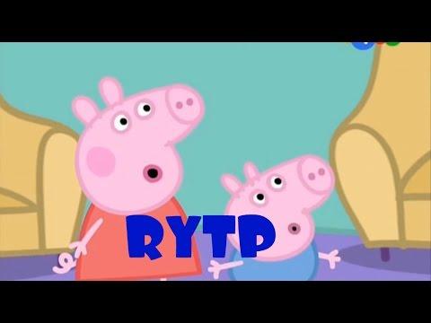 Свинка Пеппа и БОЛЬШОЙ ПАПИН ХУЙ | RYTP