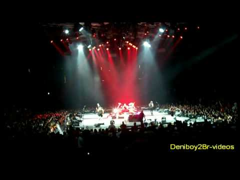 "Metallica - "" Broken ,Beat & Scarred"" World Magnetic Tour From Prudential Center-Newark NJ 02/01/09"