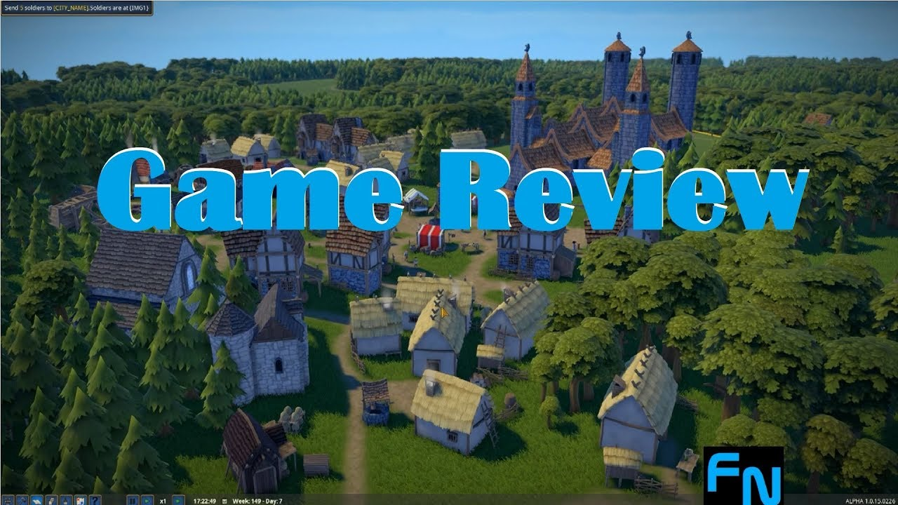 Foundation Polymorph Games game review | foundation - polymorph games | alpha 1.0.15