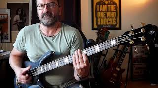 Testing the Spector Euro LX Black stain gloss