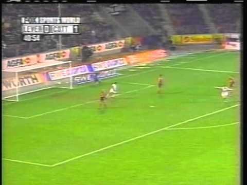 2001 (February 23) Bayer Leverkusen 1 -Energie Cottbus 3 (German Bundesliga)