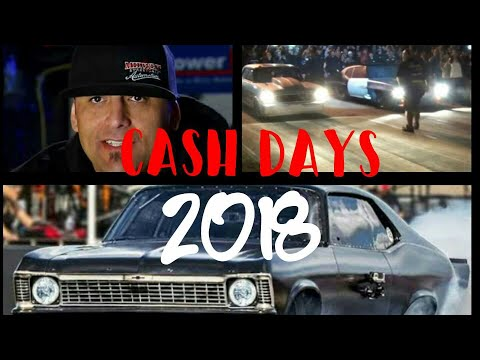 Big Chief Hosts CASH DAYS for STREET OUTLAWS SEASON 11 Ep.1 plus BOOSTED GT WRECKS!!