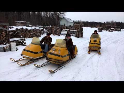 2016-01-30 skidoo Bombardier 1968, 1969 1970 snowmobile motoneige Olympique