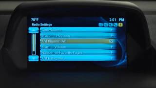Buick Intellilink How to Set the Radio Favorites