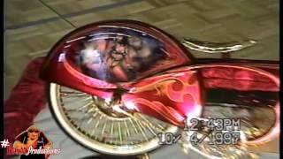 Lowrider Bikes Classic Memories Bike Show 1997
