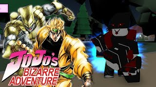 Becoming DIO in a JoJo's Bizarre Adventure Game on Roblox! | Goodbye Jojo