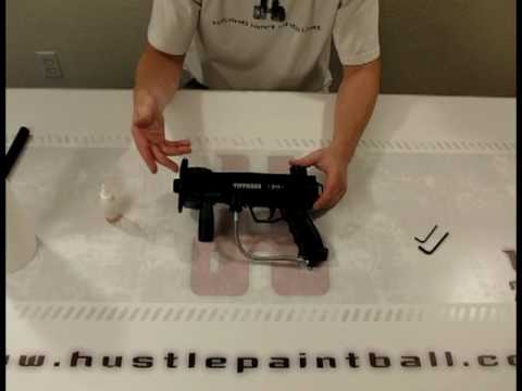 How to Correctly Maintain Your Paintball Marker by HustlePaintball.com