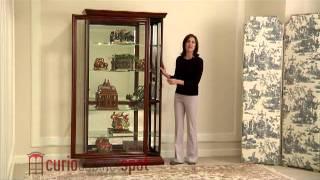 Pulaski Model 20542 Curio Cabinet