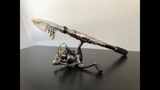 Plusinno Fishing Rod & Reel Combo