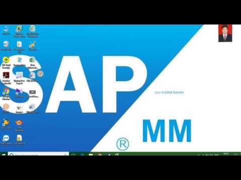 SAP MM Third Party Procurement Process