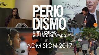 Admisión 2017 - Periodismo UAH