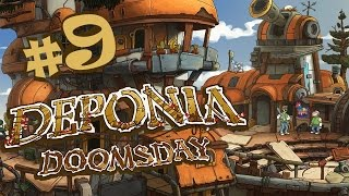 Deponia Doomsday - Уроки аномалии в университете #9