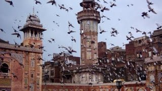 Lahore, city in Pakistan, beautiful buildings, factory, mosque ,university, houses, estate