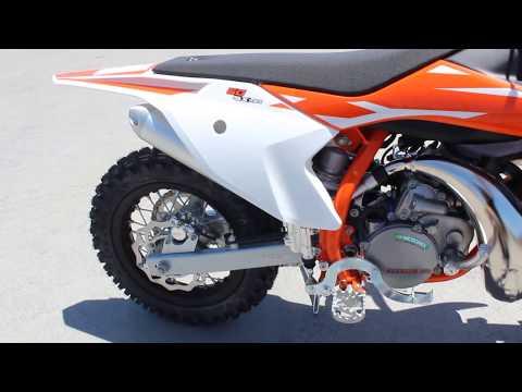 2018 KTM 50 SX MINI
