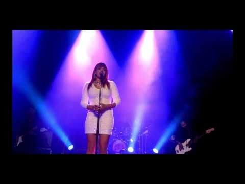 Faith Evans Live In Concert